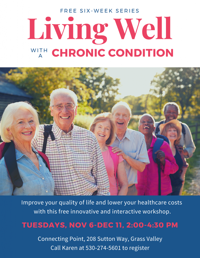 Living Well with a Chronic Condition